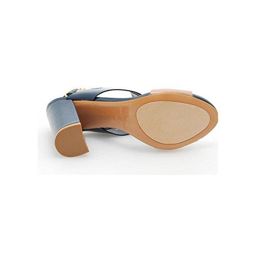 Martinelli 714–6532C, Sandalia marino-crema da donna