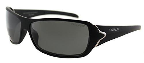 TAG Heuer Racer 9202 901 Black Polarized - Logo Groupe Eyewear