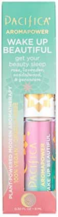 Pacifica Wake up beautiful roll-on aromatherapy, 0.30 Fl Oz