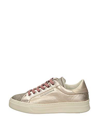 Para Zapatillas Mujer London Dorado Crime 25605pp1 0xtB4g