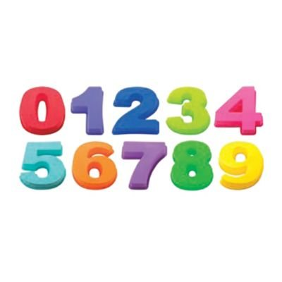 Lakeland Zahlen Backformen Aus Silikon 10 Formen Mit Den Zahlen 0 9