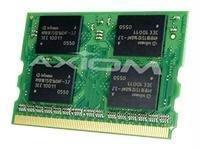 AXIOM 512MB MODULE # CF-BAU0512U FOR PANASONIC TOUGHBOOK W2, Y2 SERIES - CF-BAU0512U-AX ()