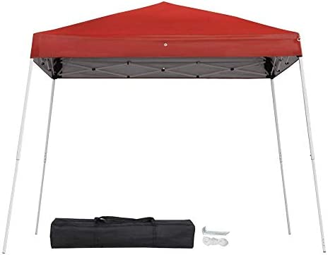 YAHEETECH 10x10ft Outdoor Pop-Up Canopy Tent