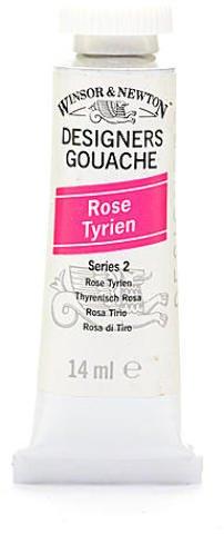 Winsor & Newton Designers' Gouache (Rose Tyrien) 1 pcs sku# 1874668MA (Winsor & Newton Designers Gouache)