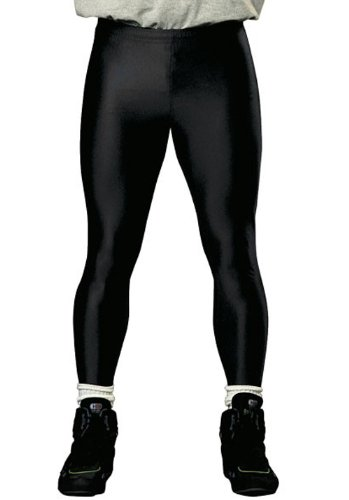 Cliff Keen The Force Compression Gear Wrestling Tights - 2XL - Black