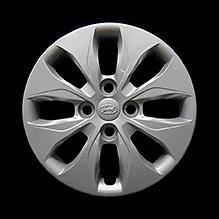 OEM genuino cubierta de la rueda Hyundai - 14