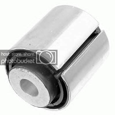 Lemforder - Rear Lower Control Arm Bushing - Priced Each - 3493401