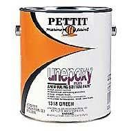 Pettit Paint Unepoxy Plus, Black, Gallon 1818GL