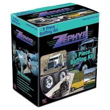Zephyr 5 Piece Buffing Kit (Zephyr Bag)