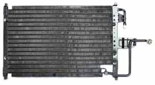 TYC 4404 Ford Serpentine Replacement Condenser - Ford Escort Condenser