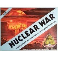 Flying Buffalo Nuclear War Card Game