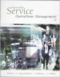 Successful Service Operations Management with Mic