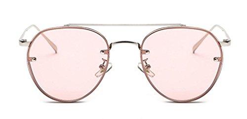 GAMT Crossbar Mirror Aviator Sunglasses product image