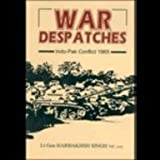 War Despatches : Indo-Pak Conflict, 1965, Singh, Harbakhsh, 8170621178