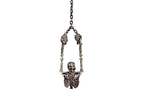 Hanging Skeleton Torso Decoration -