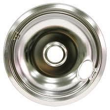FRIGIDAIRE 5303935054 Drip Bowl,Chrome,8