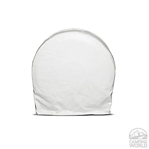 """Cheap Covercraft ST7003WH White TireSaver Snap Ring Tire Cover (33in - 35in)"""" supplier"""
