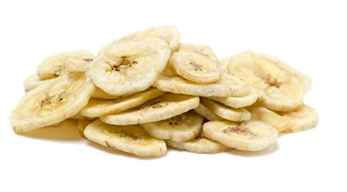 Sincerely Nuts Banana Chips Sweetened - Insanely Delicious - One Lb. Bag – Packed With Mineral Nutrients - Ready To Eat - Sealed For Freshness - Kosher Certified