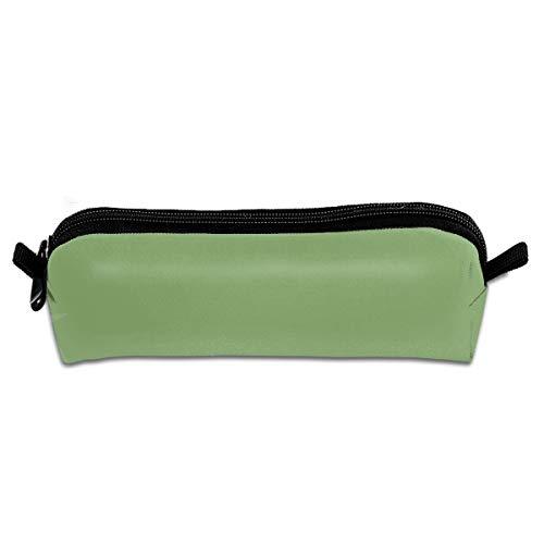 - LIUYAN Pencil Pouch Pencil Case Asparagus Solid Color Cute Pencil Box Pencilcase Pencil Bag School Supplies