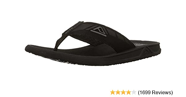 47335c0612ce Amazon.com  Reef Mens Sandals Phantom