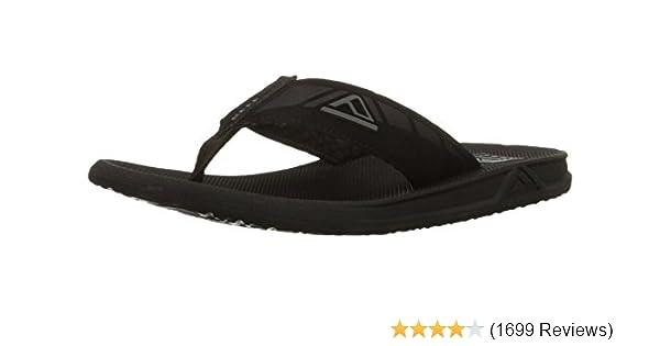 92132dc3038 Amazon.com  Reef Mens Sandals Phantom