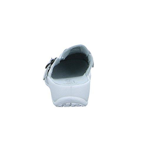 Bio Life 45150 371 Damen Komfort Clog Weiß (Weiß)