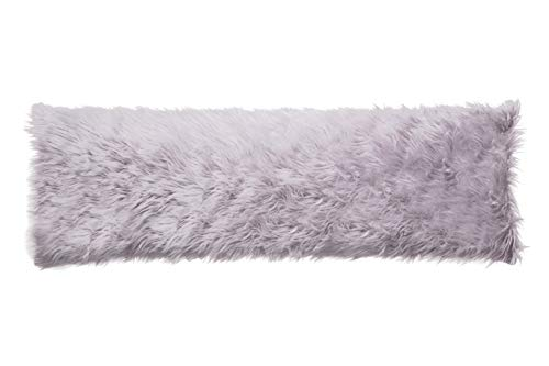 Fluffy Body Pillow - North End Decor Faux Fur Body,