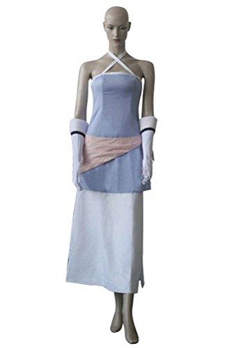 Price comparison product image MiDiCosplay Fairy Tail Lisanna Strauss Dress Cosplay Costume Custom Made