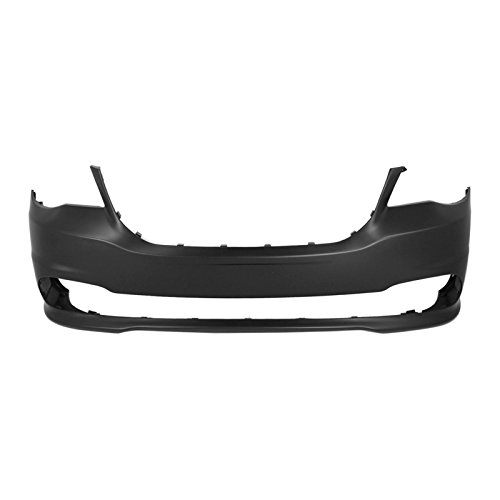 MBI AUTO - Painted to Match, Front Bumper Cover Fascia for 2011-2015 Dodge Grand Caravan 11-15, CH1000A02