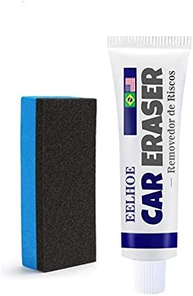 Auto Scratch Reparatie Gel Kit Body Compound Auto Scratch Reparatie Polijsten Wax Kit Spons Body Compound Cream Wax Auto Body Compound Scratch Remover Auto Paint Scratch Remover Kit