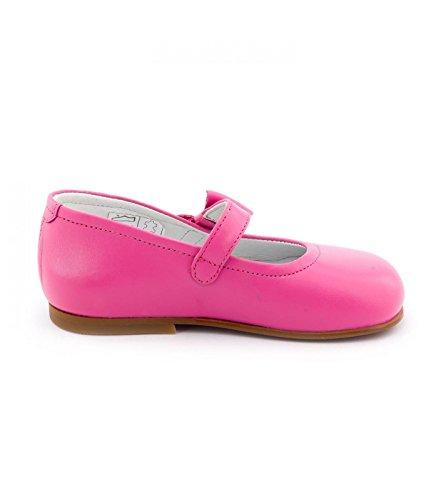 Boni Classic Shoes, Mädchen Schnürhalbschuhe Rosa
