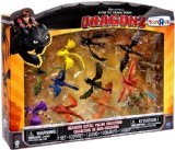 Free How to Train Your Dragon 2 Figure 12-Pack Ultimate Battle Figure Collection