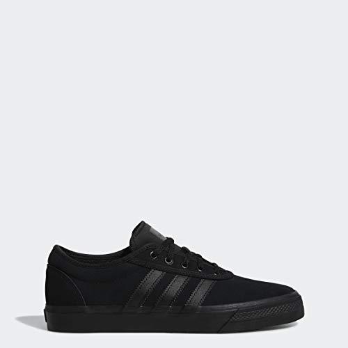 adidas Originals Men's Adi-Ease Premiere Skate Shoe, black/black/black, 10 M US (For Shoes Skate Men Cheap)