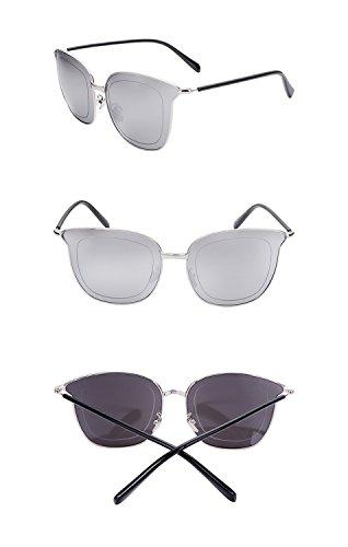 de de cine marco de amp;Gafas sol C reflectante sol Lente de Gafas protecciónn X226 C personalizadas color amp; Gafas Color de grande 7vSwqg7x