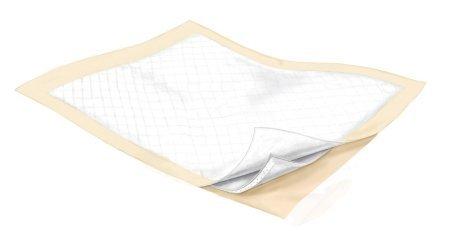 Covidien 982B10 Wings Fluff & Polymer Underpad 23x36-100/...
