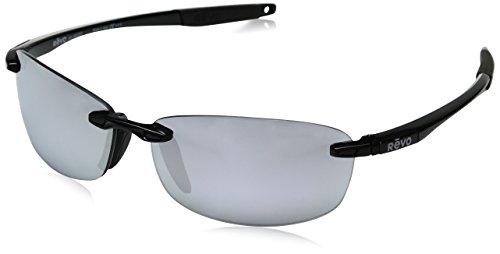 Revo Descend Polarized Rimless Sunglasses product image