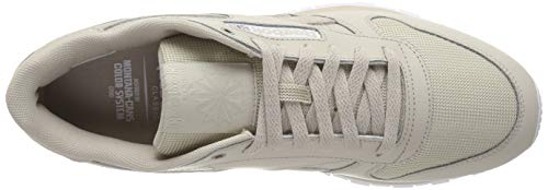 Mu Multicolore Cl Scarpe Fitness Reebok Leather 000 Da white mc Uomo marble qB0E6w64