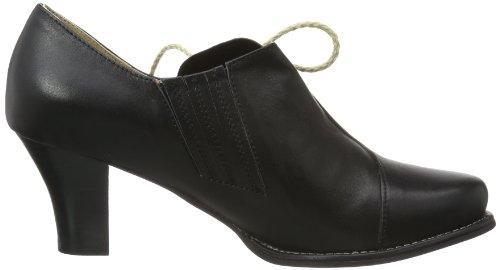 Hirschkogel 3596406, Women's Closed Toe Heels Black (Schwarz)