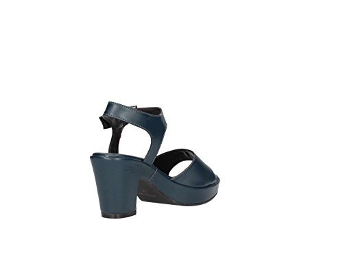 Martina B. 0226cl60 High Heeled Sandals Women Blue rIdZtxmWXZ