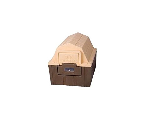 DP Hunter Insulated Dog House by ASL Solutions