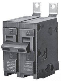 Siemens B260HH 60-Amp Double Pole 120/240-Volt 65KAIC Bolt in Breaker