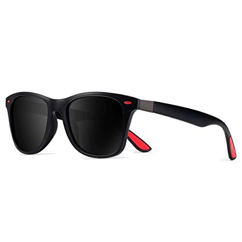 CHEREEKI Gafas de Sol Polarizadas, Gafas de Sol de Moda Hombre Mujer 100% Protección UV400 Gafas para Conducción a buen precio