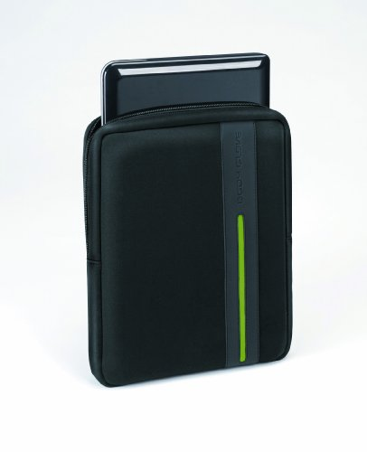 Body Glove Stride Vertical Netbook Sleeve, Fits up to 10.2