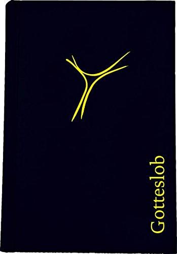Gotteslob - Kunstleder schwarz mit Goldschnitt: Erzbistum Bamberg