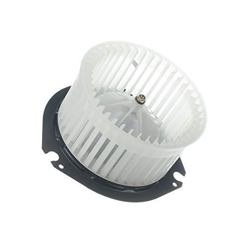 A-Premium Heater Blower Motor with Fan Cage for Chevrolet GMC C4500 C5500 C6500 C7500 Kodiak 2003-2009 Express Savana 1500 2500 3500 4500