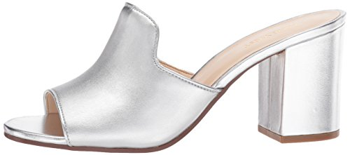 De Silver Nine Mujeres Piso Sandalias West Talla at6wq7t