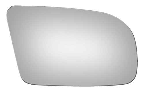 Nissan Maxima Passengers Side Corner - Burco 5354 Convex Passenger Side Replacement Mirror Glass (Mount Not Included) for 09-14 Nissan Maxima (2009, 2010, 2011, 2012, 2013, 2014)