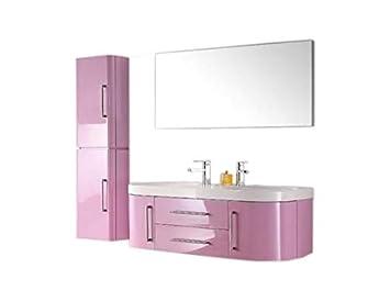 Espace Insell Meuble Salle De Bain Double Vasque 120 Cm