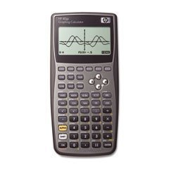 HP 40gs Graphing Calculator (F2225AA)
