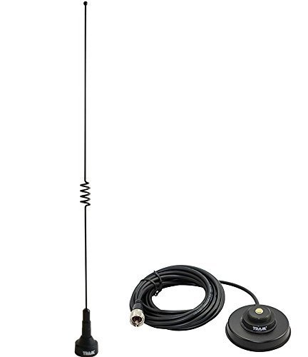 Amateur Dual Band Antenna 140 170 Centimeters product image